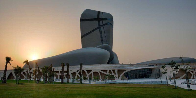 KING ABDULAZIZ CENTER FOR WORLD CULTURE | SAUDI ARABIA