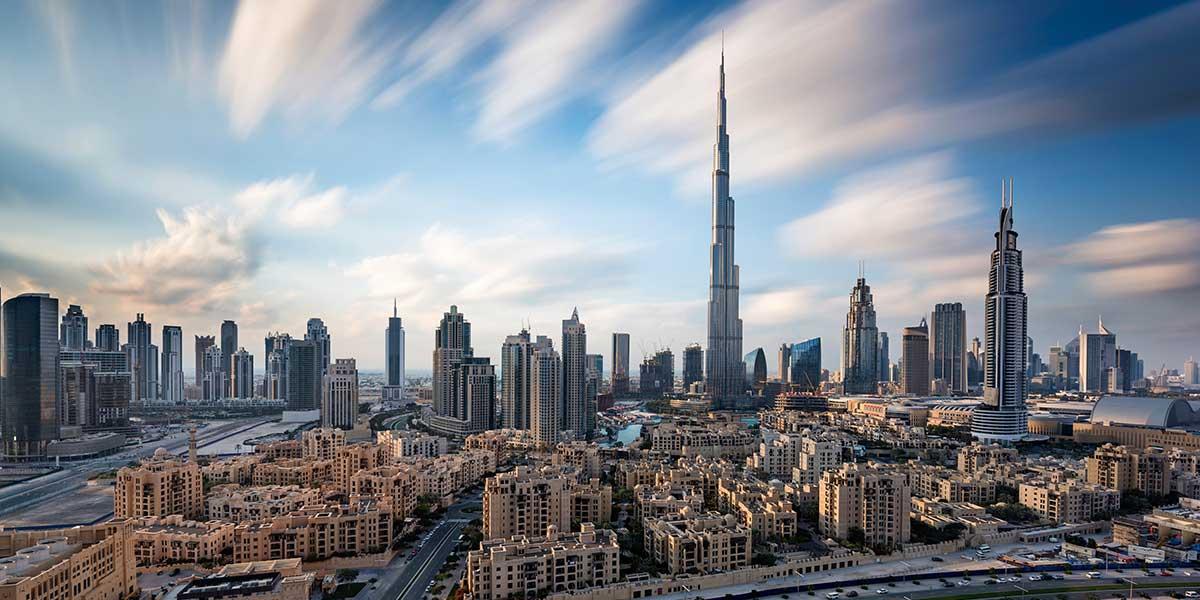 BURJ KHALIFA <br />| DUBAI